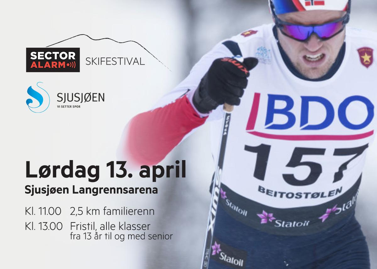 Sector Alarm Skifestival